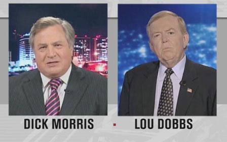 Dick Morris obama McCain Chancen