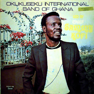 Okukuseku International Band of Ghanaled by Chief Sammy Kofi,Rogers All Stars 1981