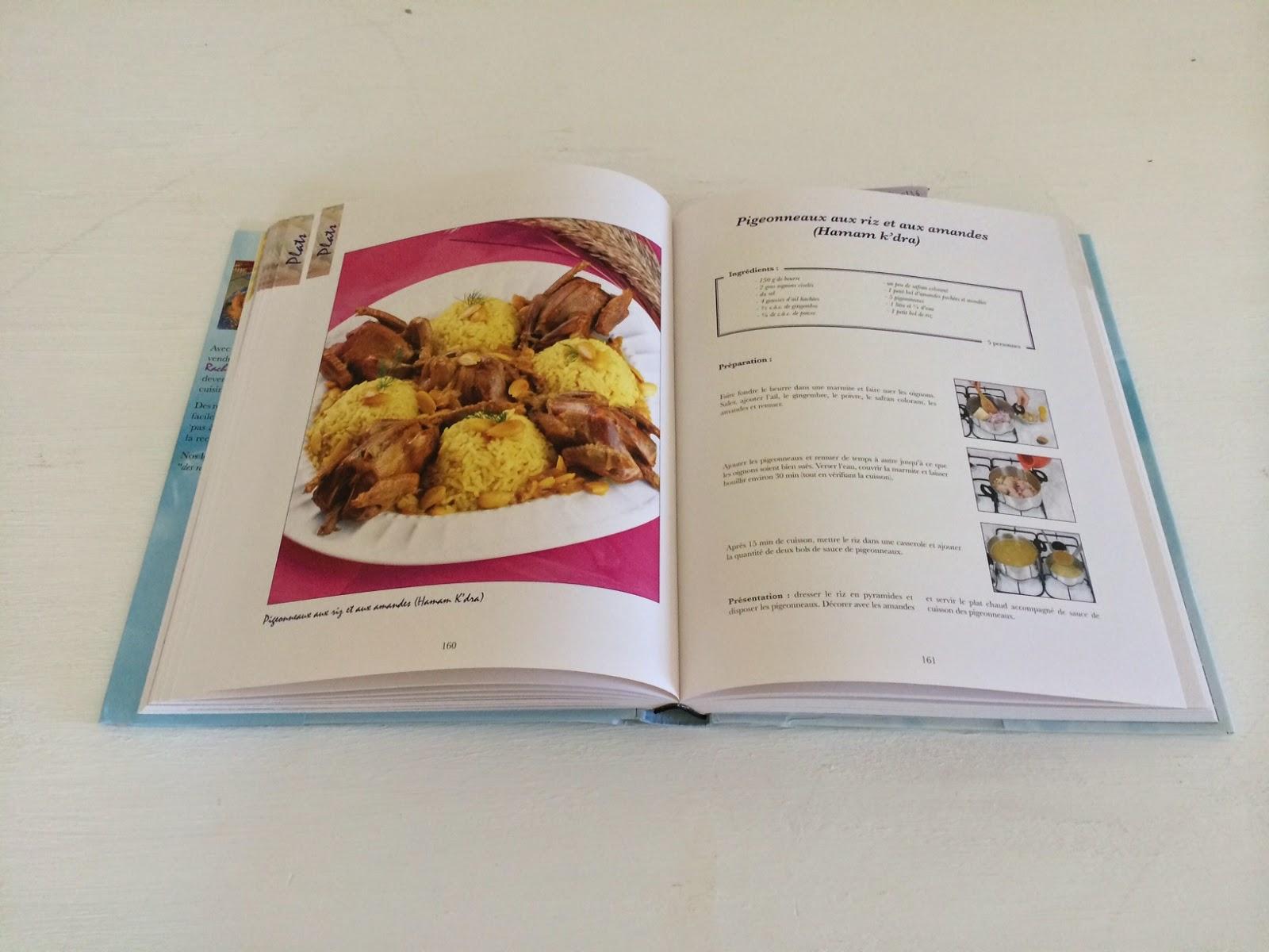 Lire toute la cuisine marocaine de rachida amhaouche - Toute la cuisine que j aime ...