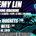 Jeremy Lin, Rebounding Machine, Charlotte Hornets Beat Brooklyn Nets, 116 - 111, 11-18-2015