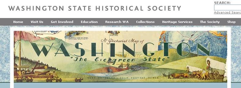 Wash St Hist Society banner
