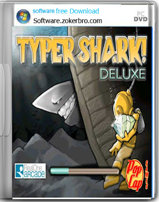 Typer Shark Deluxe Full Version + Keygen