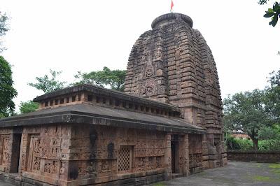 Parsurameswar Temple, Bhubaneswar