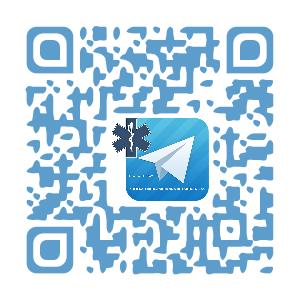 Codigo QR Sociedad IberoAmericana en TELEGRAM