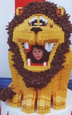 Lego land Lion
