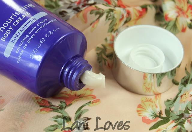 Elemis sp@home Skin Nourishing Body Cream Review