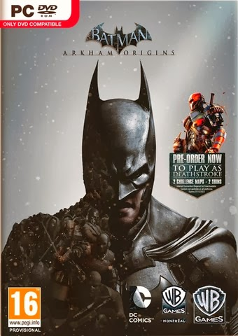 Batman Arkham Origins free download pc game