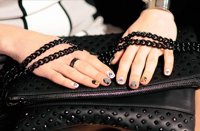 paznokcie nails