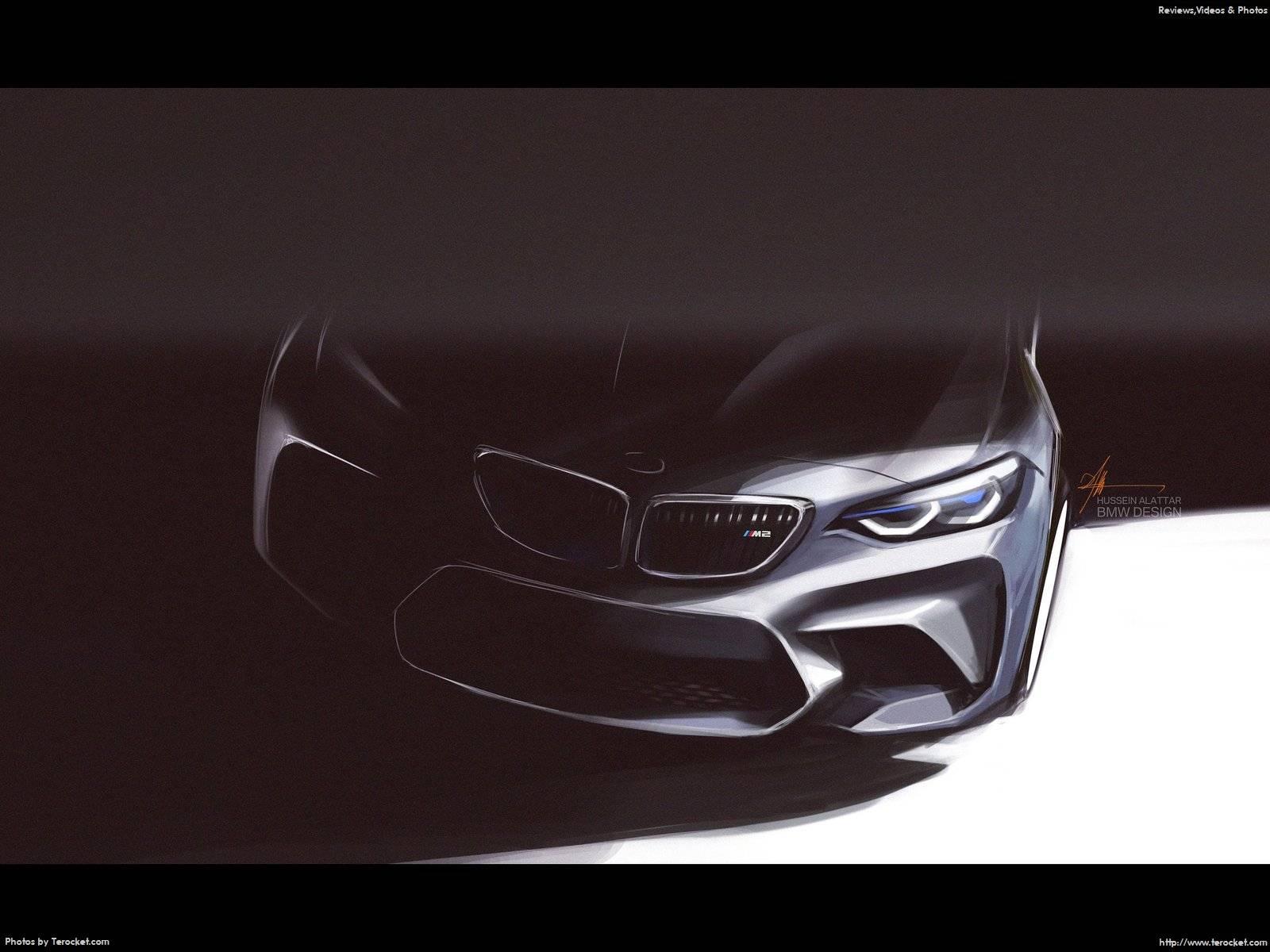 Hình ảnh xe ô tô BMW M2 Coupe 2016 & nội ngoại thất
