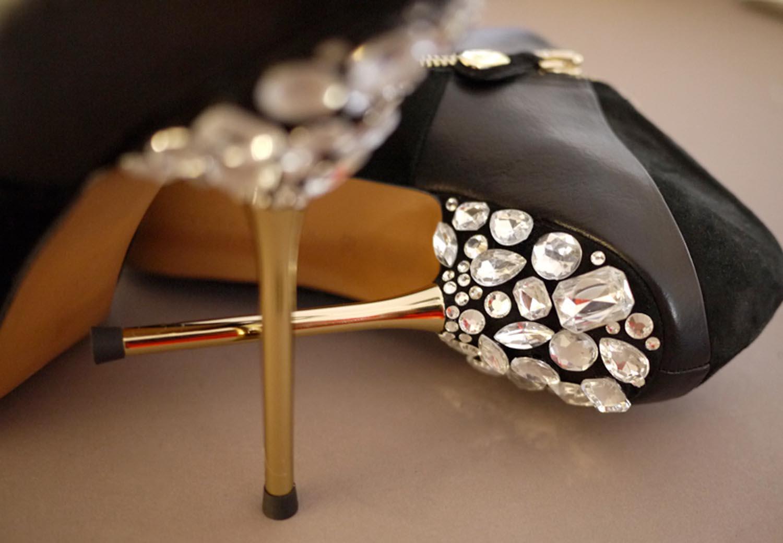 Чистить туфли начальницы 25 фотография