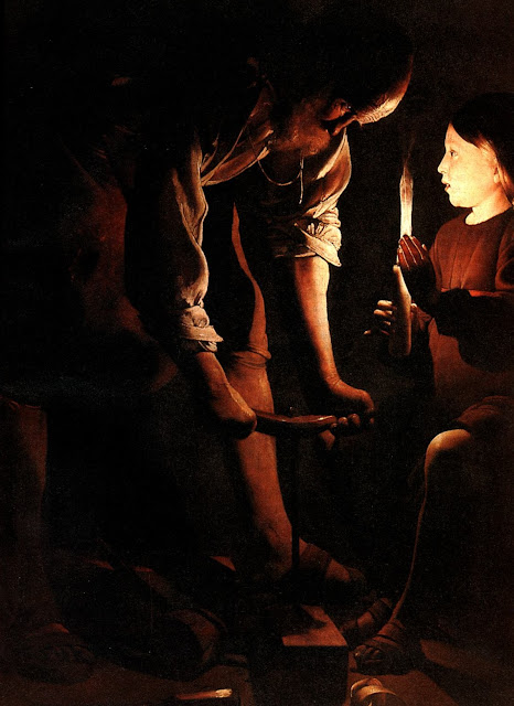 Saint Joseph,the carpenter, 5 stars