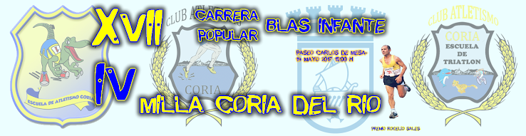 Carrera Popular Blas Infante - Milla de Coria del Río