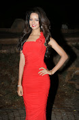 Glamorous Shanvi latest photos in Red-thumbnail-7