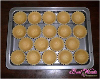 Resepi Tart Telur Kastard Senang Simple Sedap. Cara Buat Tart Telur Kastard Mudah. Kulit Tart Telur Kastard Sedap Best Sukatan Cawan