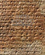 Antes del Diluvio. Mesopotamia, 3500-2100 aC / Avans del Diluvi. Mesopotàmia 3500-2100 aC.