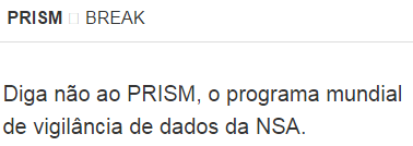 Prism Break
