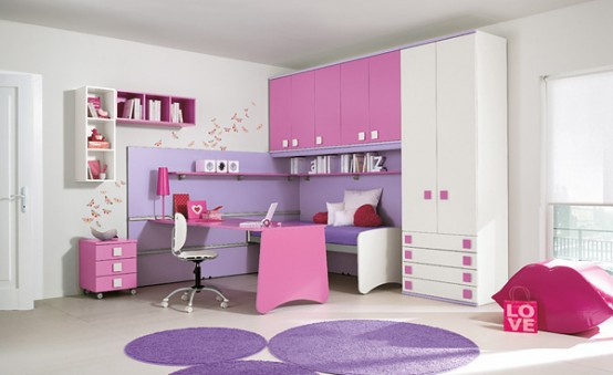 Magnificent Pink Purple Kids Bedroom Ideas 554 x 339 · 38 kB · jpeg