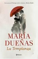 Ranking mensual. Número 3. La Templanza, de Maria Dueñas.