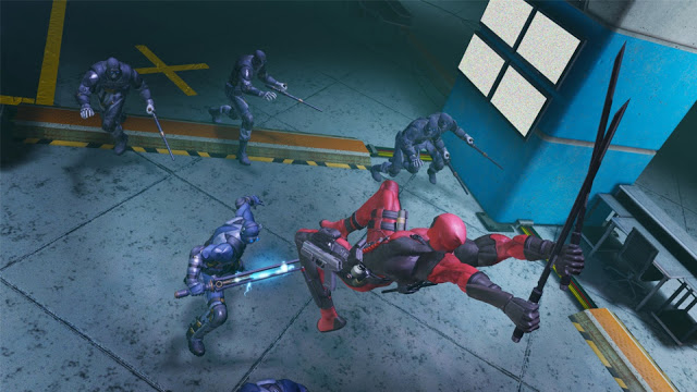 DEADPOOL PC GAME DLC 2013