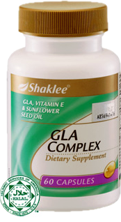 AUGUST 2014 Promotion - GLA COMPLEX  (Buy 6 Free 1)