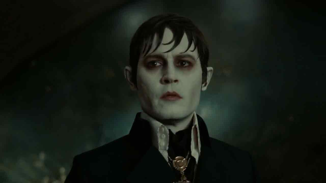 Screen Shot Of Hollywood Movie Dark Shadows (2012) In Hindi English Full Movie Free Download And Watch Online at worldfree4u.com