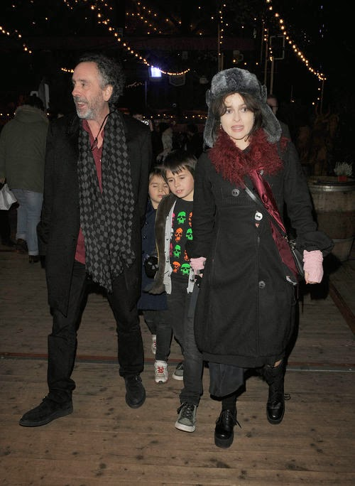 Helena Bonham Carter and Tim Burton are separated | Since months!