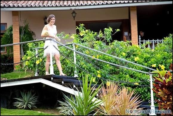 Casamento da Bella do BBB14 - Fotos