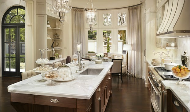 Elegant kitchen designs interior design for Elegant modern kitchen designs