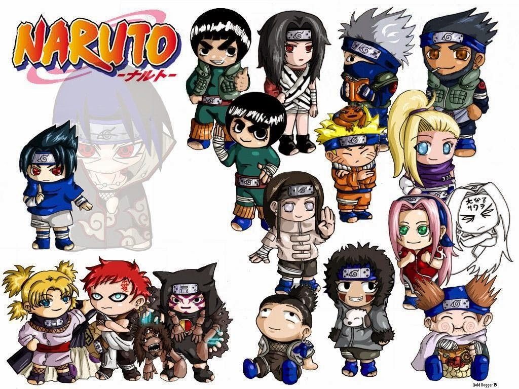 Gambar-Gambar Lucu Naruto Shippuden » Terbaru 2015