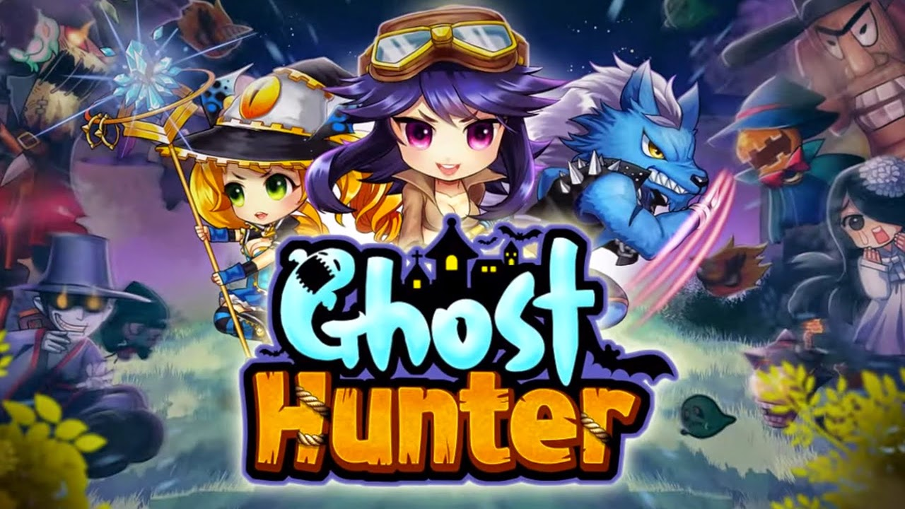 Ghost Hunter Gameplay IOS / Android