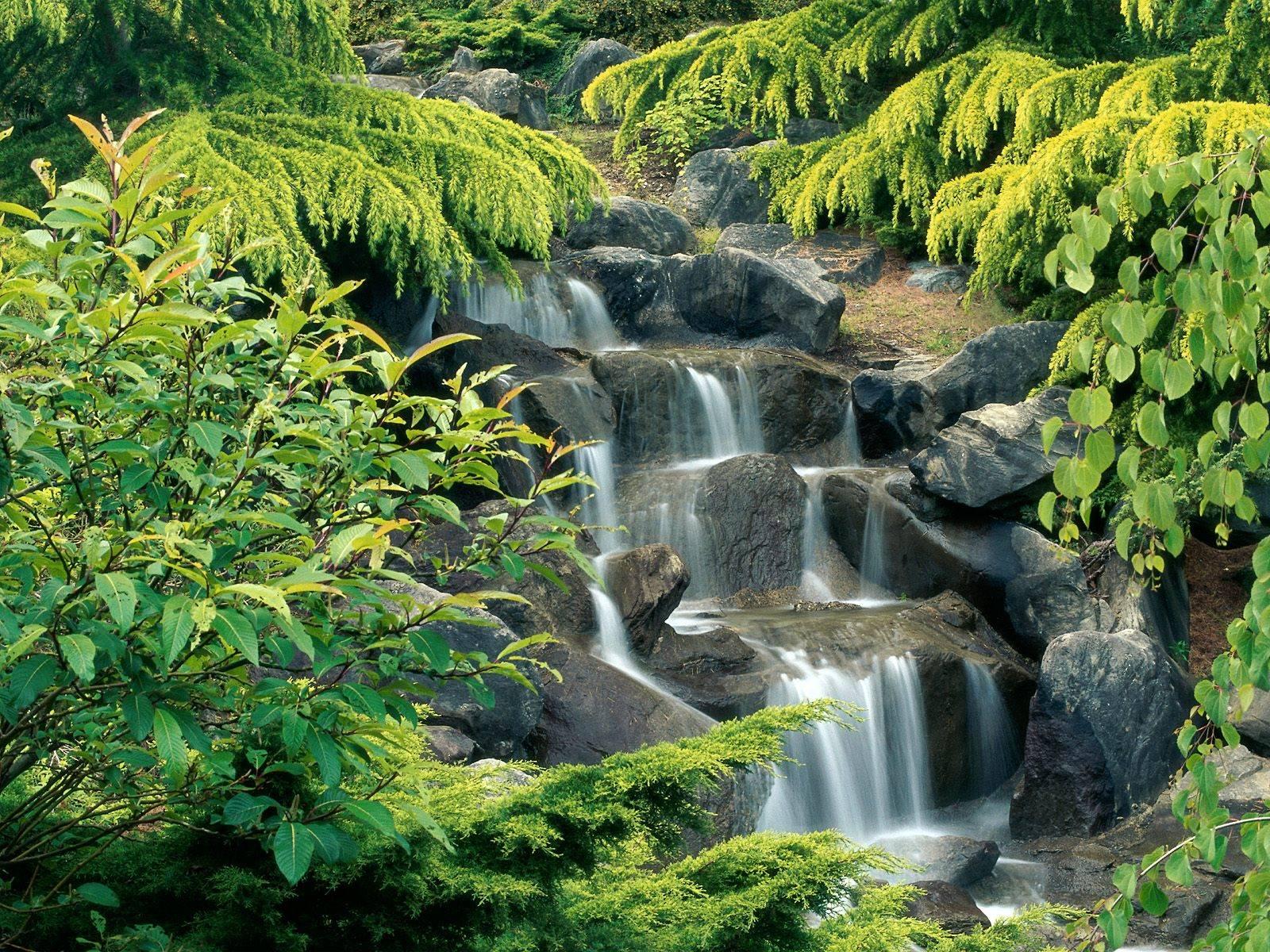 waterfall wallpapers desktop wallpapers