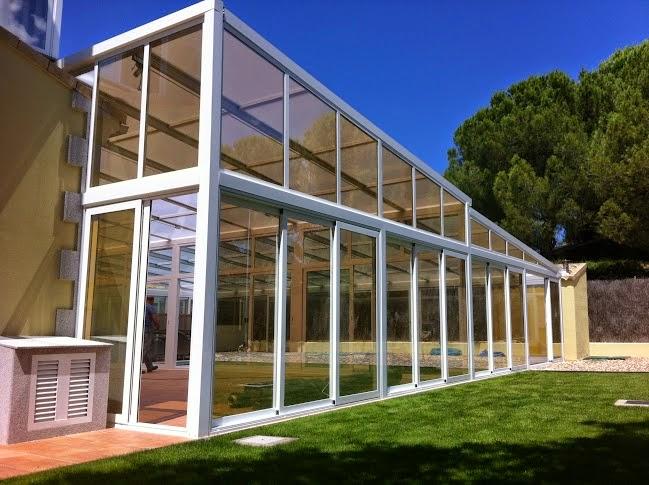 Cerramientos para casas reformas chimeneas madrid - Cerramientos casas ...