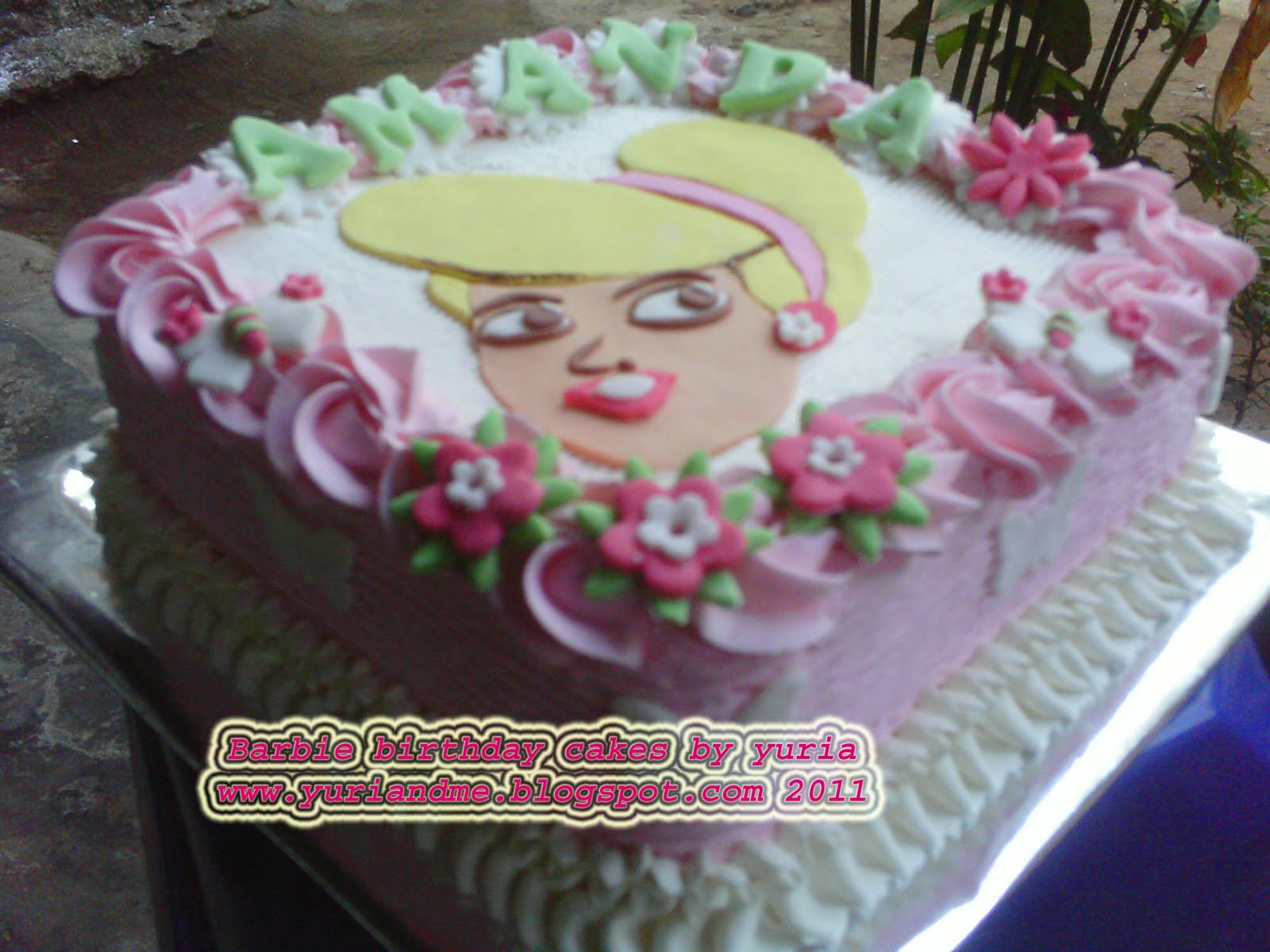 Gambar Cake Barbie New Calendar Template Site