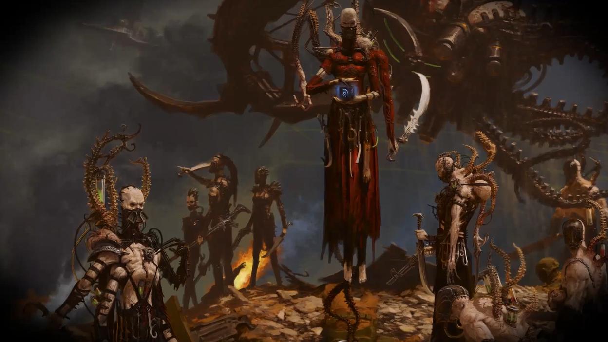 New Dark Eldar! Beware the Flesh-Shapers
