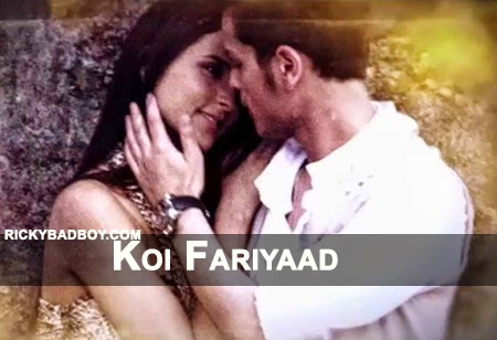 SHREY SINGHAL - KOI FARIYAAD LYRICS SONG
