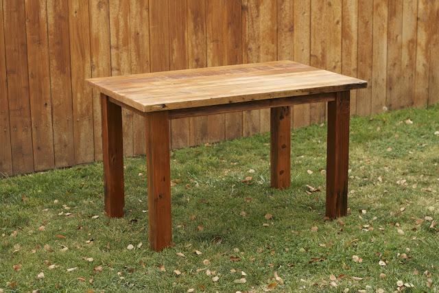 Arbor exchange reclaimed wood furniture reclaimed wood for Kitchenette furniture