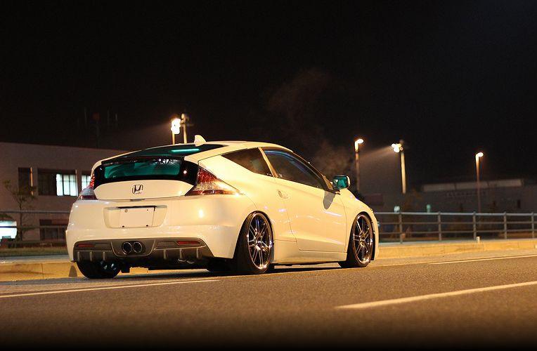 Honda CR-Z hybryda