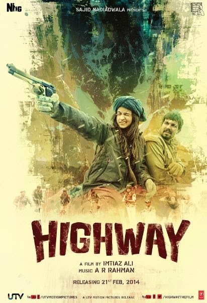 Highway (2014) Mp3 Songs Free Download