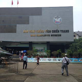 War Remnant Museum, Ho Chi Minh City