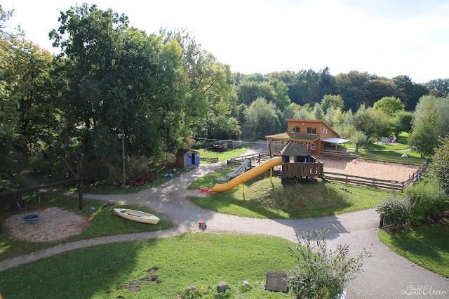 Stadtlandeltern - Ostsee - Gut Nisdorf - Spielplatz