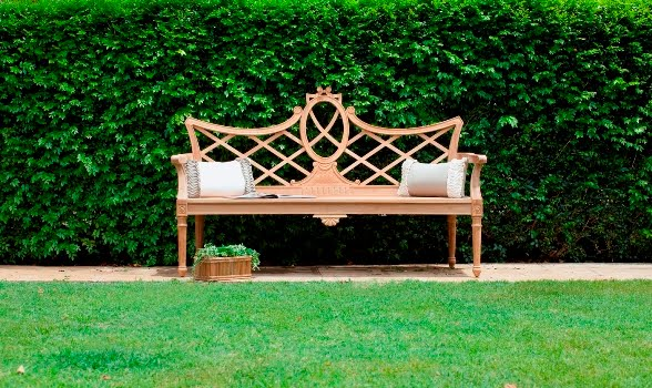 Signature Teak Bench