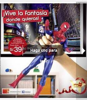 catalogo de juguetes plaza vea 12-2012