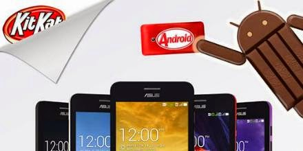 Download Firmware Kitkat 4.4.2 Asus Zenfone 4