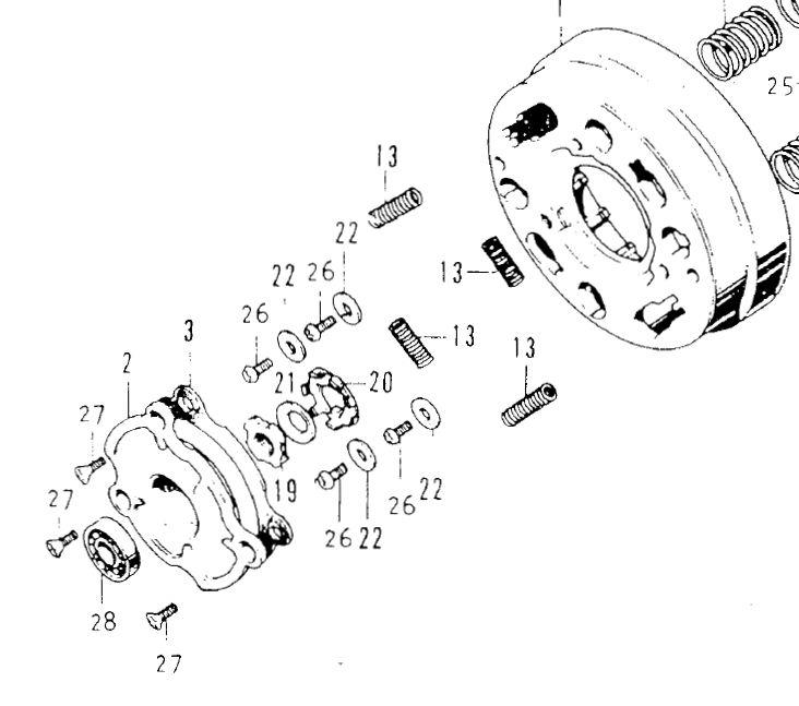 honda crf 70 carburetor diagram