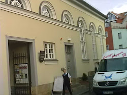 Hinter den Rathaus