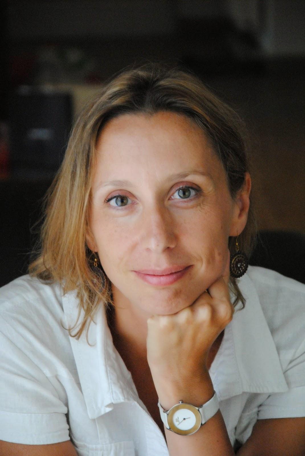 Virginie Jocteur, fondatrice d'OptimExpat