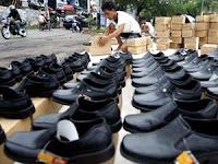 Sepatu Lokak Itu pun......