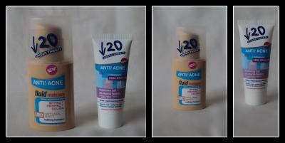 Podkład Under 20 Anti Acne