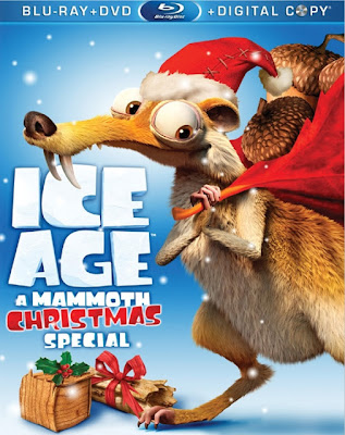 Ice Age A Mammoth Christmas (2011) 1080p BRRip 173MB mkv Latino AC3