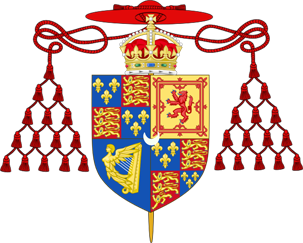 Arms of the Cardinal King Henry